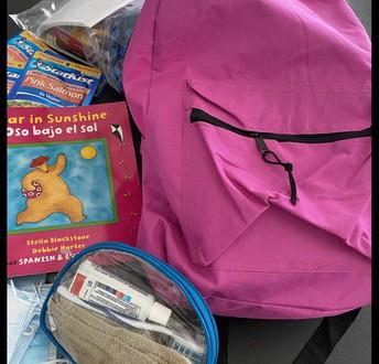 Emergency Backpack?