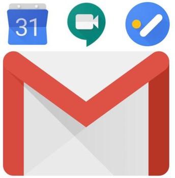 July 17th: Gmail, Calendar, & Meet