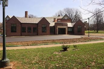 New Jefferson School Entryway