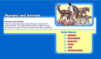 Animal Habitats & Adaptations