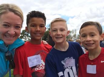 6th Grade Track Meet