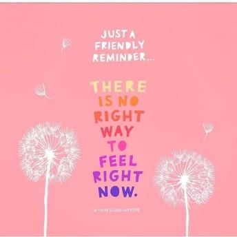 It is ok to not feel ok!
