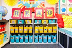 Setting Up Classroom Libraries