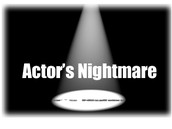 The Actor's Nightmare by Christopher Durang