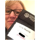 CCR STUDENT ATTENDS STATE CONVENTION - Ann Marie Gibson