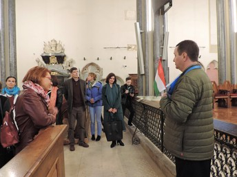 Guided visit to the Inner-City Parish Church