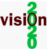 """Welcoming in the """"new"""" calendar year... STILL Greeeeeen and Growing """"our"""" VISION for SUCCESS!!!"""