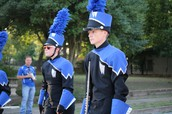 News from the Fightin' Roo Marching Band