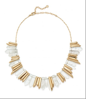 Rebel Stone Statement necklace
