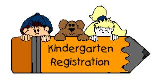 KG Enrollment Forms