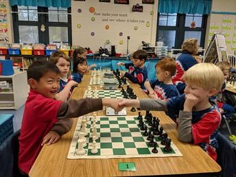 Madison City Kindergarten Tourney- 2/9
