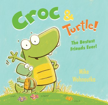 Author/Illustrator Mike Wohnoutka Will Visit OMS