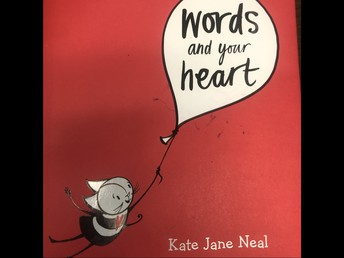 A Picture Book Used in Guidance on the Power of Your Words