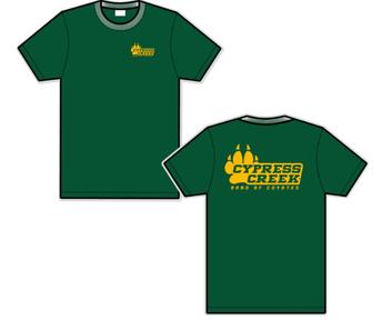 Band Shirts- Taking Orders through Nov 1st