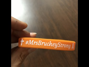 #MrsBrucheyStrong