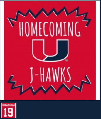 Jaywalkers offering UHS Spirit...Homecoming Apparel