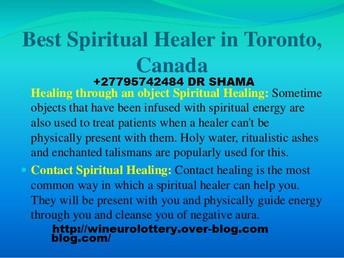 Best Spiritual Healer +27795742484 based in South Africa