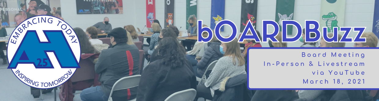 Click here for the bOARDBuzz online.