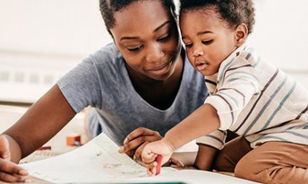 Reading to Toddlers: Describe - Don't Drill