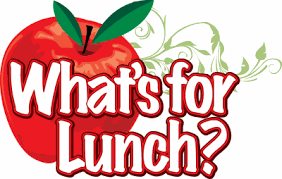 Order your school lunch by Sunday evening each week
