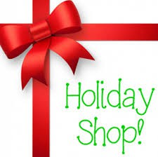 SVE PTA HOLIDAY SHOP!!!