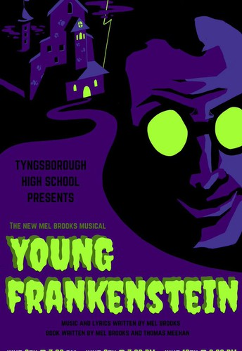 THS Theater presents Young Frankenstein