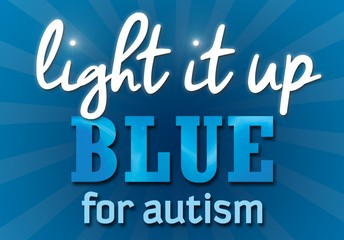 Light It Up Blue - April 2nd