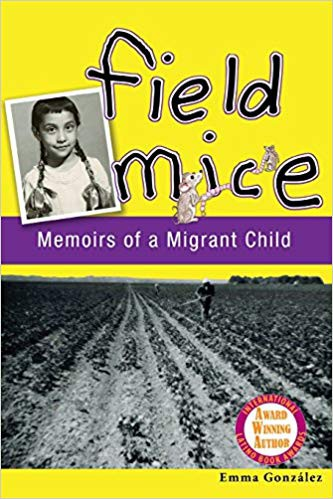 'Field Mice: Memoirs of a Migrant Child' author, Emma Gonzalez, Receives Accolades
