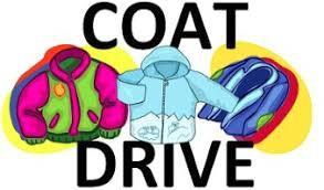 CLAW Coat Drive