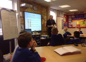 Y4 internet safety with D-Side
