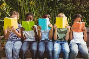 Elmdale Summer Reading program