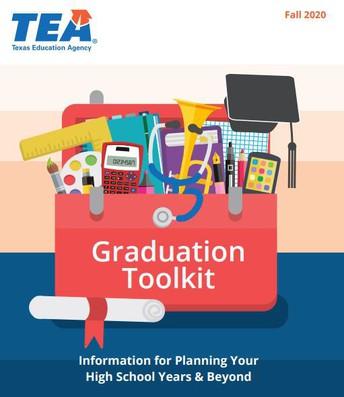 Logo of TEA Graduation Toolkit