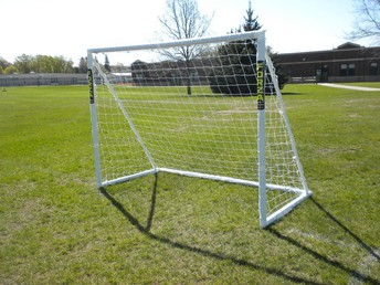 Soccer goals for the Primary School