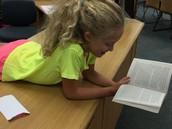 GCISD Reads Program Begins June 1st!