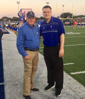 Supporting the Wildcats w/ Rep. Hugh Shine