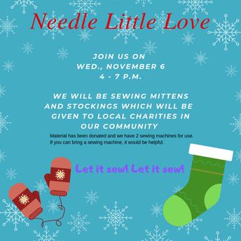 Needle Little Love