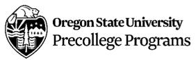 Summer Reading Skills Program: Oregon State University