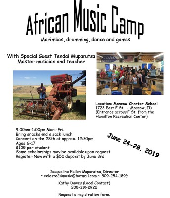 African Music Camp