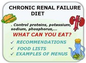 Symptoms  Of Chronic Kidney Disease Stage 1 & 2 and Ayurvedic medicine Treatment With Diet