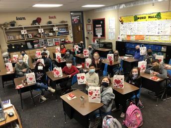 Mrs. Spurrier's class