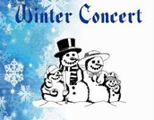 Join us for a Celebration of Seasonal Music