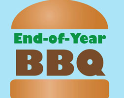 End of Year BBQ