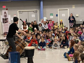 PTC sponsored Drum assembly