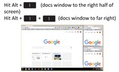 Dock Multiple Windows