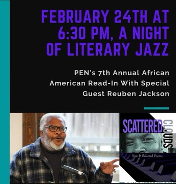 The Seventh Annual African American Read-in: A Night of Literary Jazz