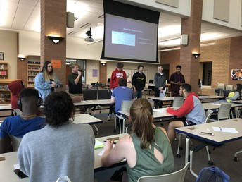Students from Heroes classes share their visions for change