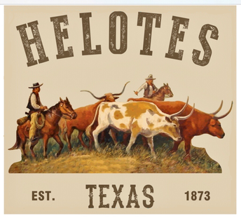 HELOTES T-SHIRTS FUNDRAISER