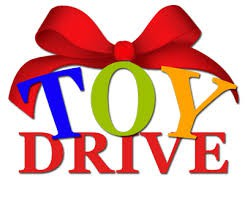 Ruby's Annual Toy Drive