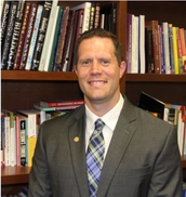 Ben King, Ed.D., Principal, Bear Branch JH