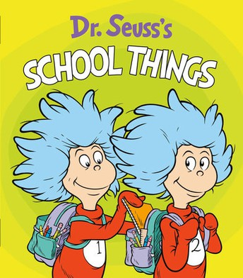 Dress in stripes or as your favourite Dr. Seuss character!!! - March 2nd